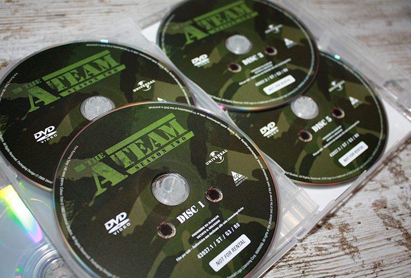 """Análisis Dvd: """"El Equipo A: Serie completa"""" • En tu pantalla"""