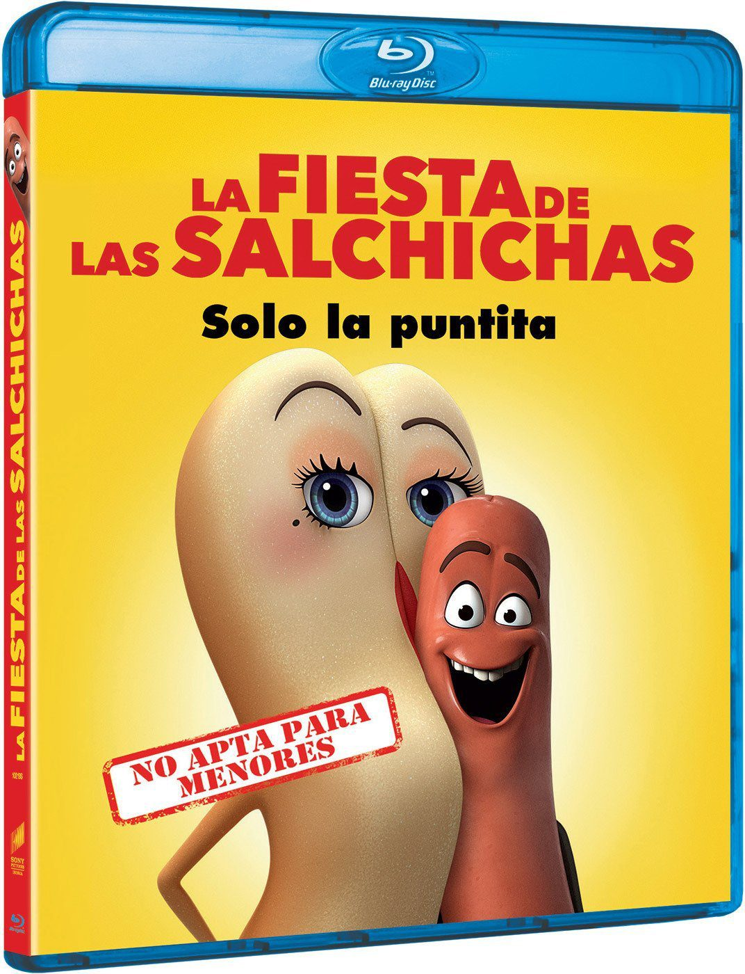 """""""La fiesta de las salchichas"""" en Blu-ray y Dvd el 8 de febrero • En tu pantalla"""