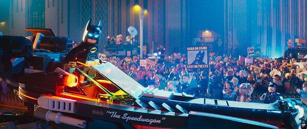 """Review: """"Batman la Lego película"""", divertida y visualmente espectacular • En tu pantalla"""