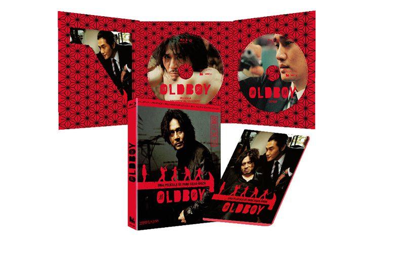 """""""Oldboy""""de Park Chan-Wook en Blu-ray y Dvd el 5 de abril • En tu pantalla"""