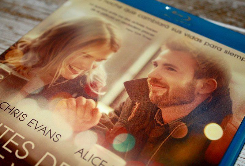 "Análisis Blu-ray: ""Antes de que te vayas"" • En tu pantalla"