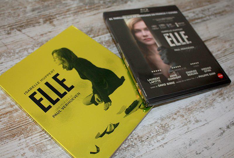 "Análisis Blu-ray: ""Elle"", con la gran Isabelle Huppert"