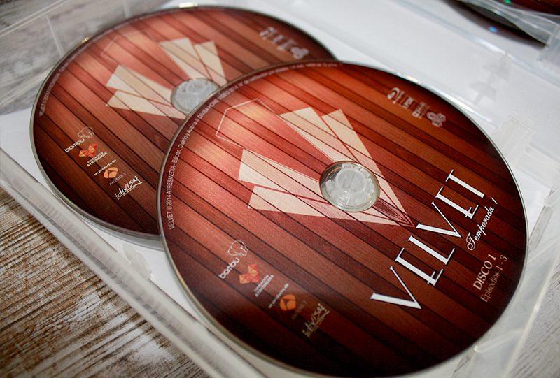 "Análisis Blu-ray: ""Velvet, Serie Completa"" • En tu pantalla"