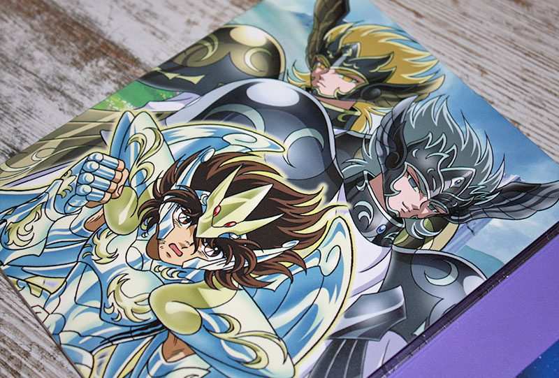 "Análisis Blu-ray: ""Saint Seiya: Saga de Hades / Infierno y Elíseos"" de Selecta Visión • En tu pantalla"