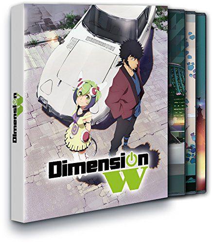 """""""Dimension W, Serie completa"""" a la venta el 12 de abril en Blu-ray y Dvd • En tu pantalla"""