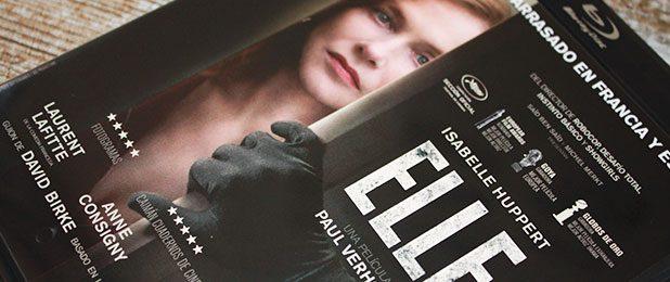 "Análisis Blu-ray: ""Elle"", con la gran Isabelle Huppert • En tu pantalla"