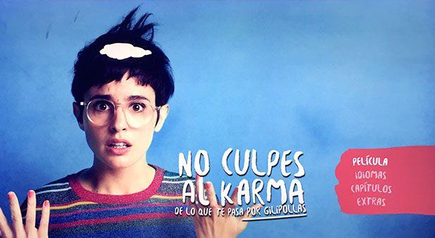 """Análisis Blu-ray: """"No culpes al karma de lo que te pasa por gilipollas"""" • En tu pantalla"""