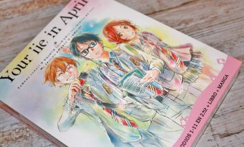 """Análisis Blu-ray: """"Your lie in April, Parte 1"""""""