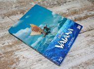 """Coleccionismo: """"Vaiana"""" Edición Steelbook (3D+2D)"""