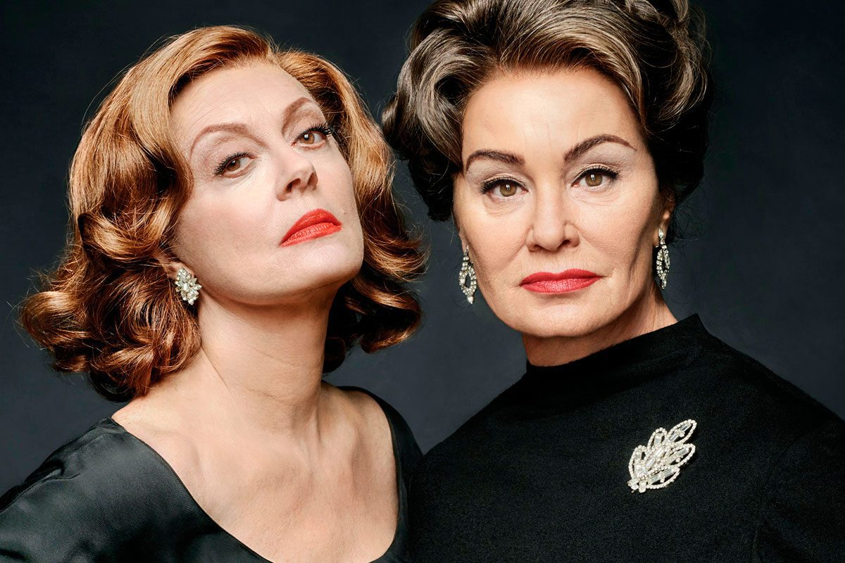"""Feud: Bette and Joan"" y lo que nos gusta un salseo"