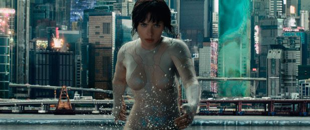 "Review: ""Ghost in the shell: El alma de la máquina"""