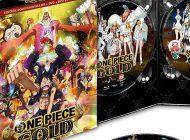 """""""One Piece Gold"""" a la venta el 12 de abril en Blu-ray y Dvd (Carátula Ed. Coleccionista)"""