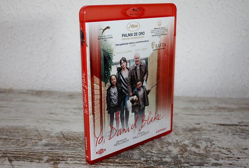 """Análisis Blu-ray: """"Yo, Daniel Blake"""" • En tu pantalla"""