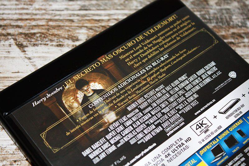 """Análisis 4K Ultra HD: """"Harry Potter y el misterio del príncipe"""" • En tu pantalla"""
