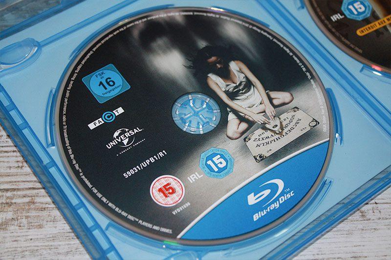 """Análisis Blu-ray: """"Pack Ouija y Ouija: El origen del mal"""""""