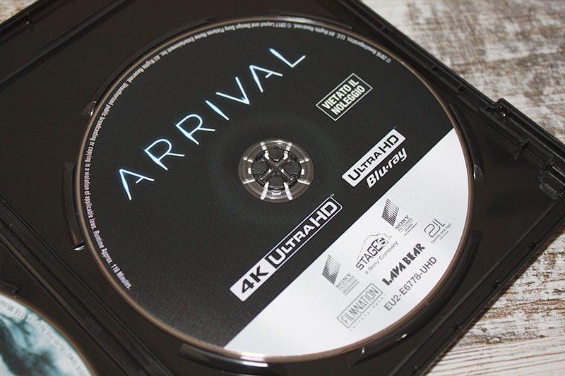 """Análisis 4K Ultra HD: """"La Llegada"""" • En tu pantalla"""