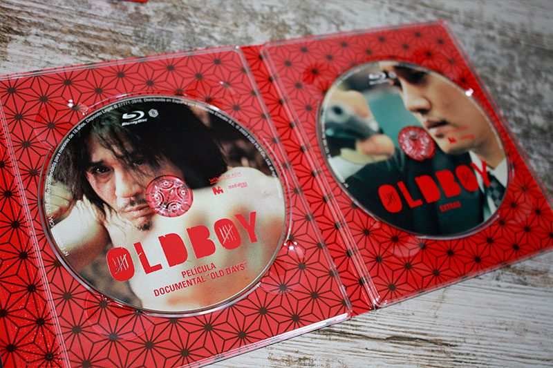 "Análisis Blu-ray: ""Oldboy"" • En tu pantalla"