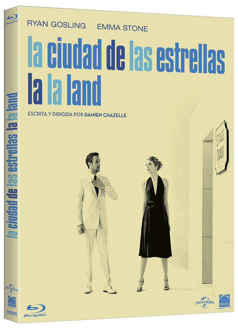 """La La Land"" en 4K Ultra HD, Blu-ray y Dvd el 10 de mayo • En tu pantalla"