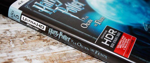 """Análisis 4K Ultra HD: """"Harry Potter y la orden del fénix"""" • En tu pantalla"""