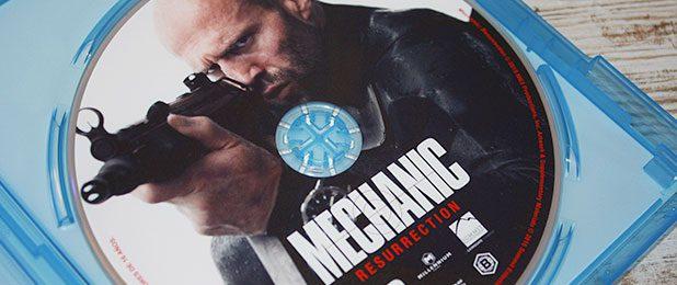 "Análisis Blu-ray: ""Mechanic: Resurrection"""