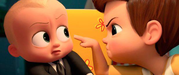 """El bebé jefazo"", una sorpresa muy divertida • En tu pantalla"