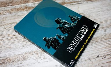 "Coleccionismo: ""Rogue One: Una historia de Star Wars"" Edición Steelbook (3D+2D)"