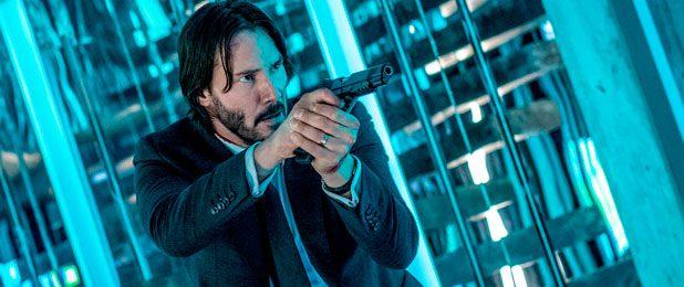 """""""John Wick: Pacto de sangre"""", acción de la buena • En tu pantalla"""