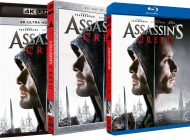 """Assassin's Creed"" en 4K, 3D, Steelbook, Limitada Game, Blu-ray y Dvd el 26 de abril"