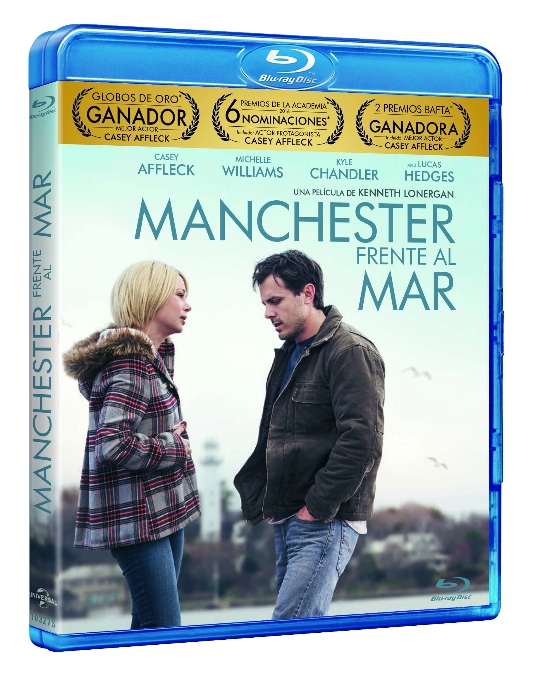 """""""Manchester frente al mar"""" en Blu-ray y Dvd el 7 de junio • En tu pantalla"""