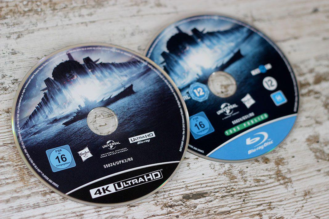 "Análisis 4K Ultra HD: ""Battleship"""
