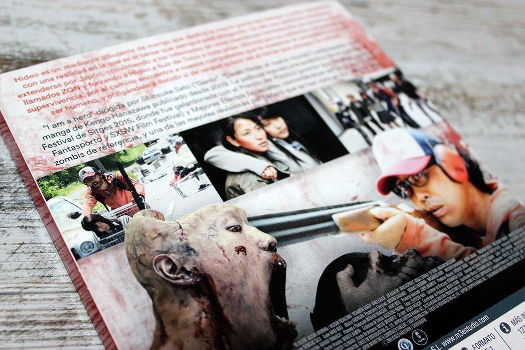 """Análisis Blu-ray: """"I am a hero"""", un nuevo ataque zombie • En tu pantalla"""