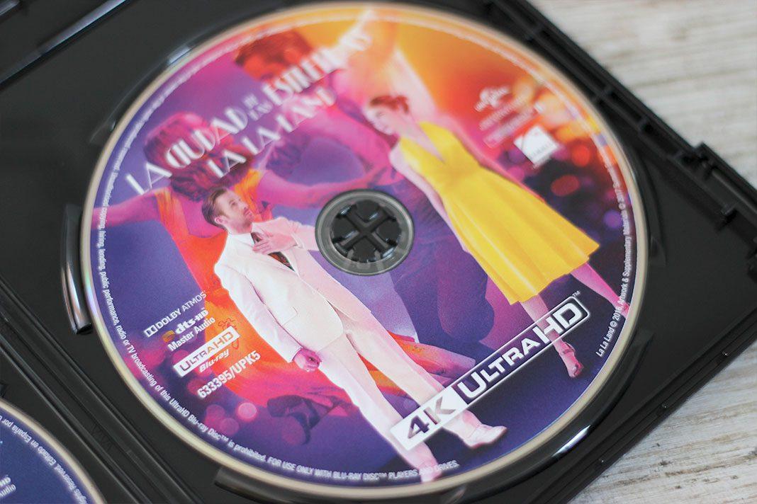 """Análisis 4K Ultra HD: """"La ciudad de las estrellas: La La Land"""" • En tu pantalla"""