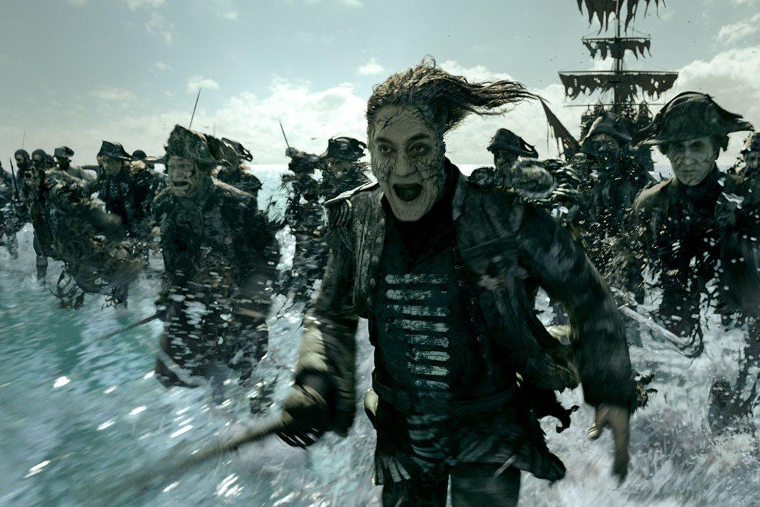 """""""Piratas del Caribe: La venganza de Salazar"""", la última aventura de Sparrow • En tu pantalla"""