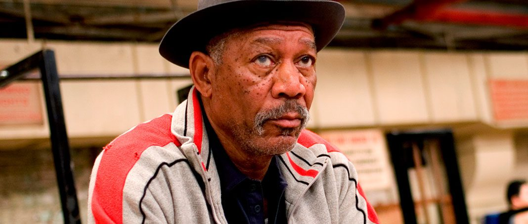 Morgan Freeman y ocho ...Hilary Swank Religion