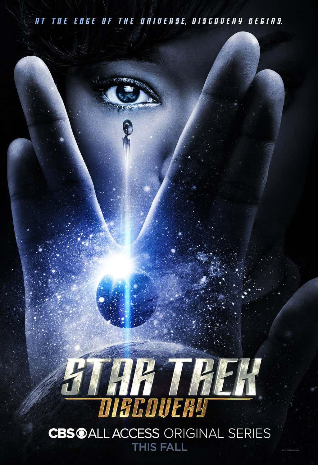 'Star Trek: Discovery' ya tiene fecha de estreno en Netflix
