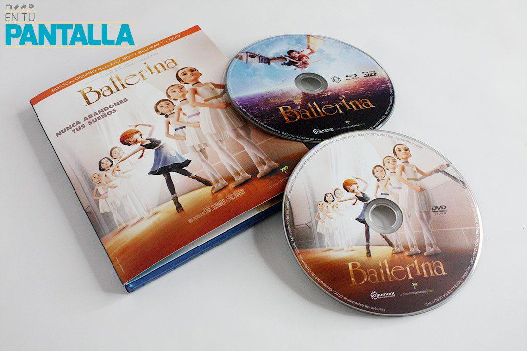 'Ballerina', una edición en Blu-ray muy pop-up • En tu pantalla