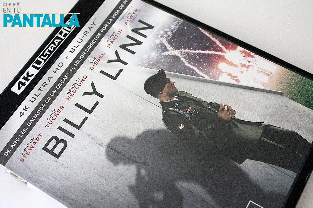 'Billy Lynn', un vistazo a la edición 4K Ultra HD • En tu pantalla