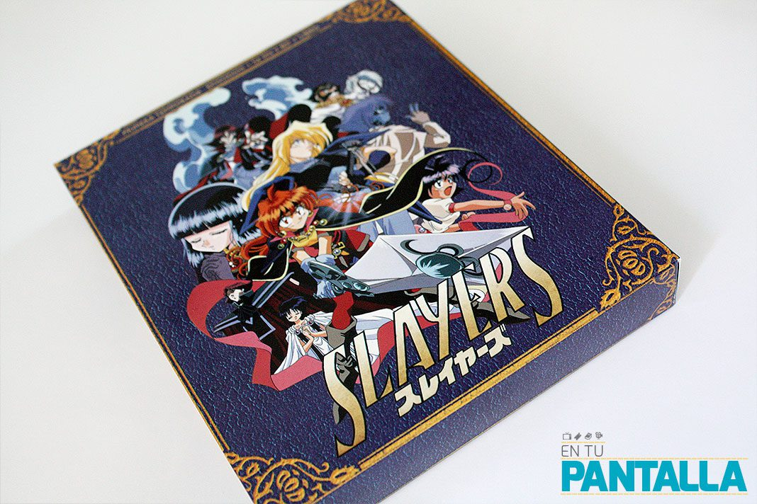 Análisis Blu-ray: 'Slayers: Temporada 1' de Selecta Visión • En tu pantalla