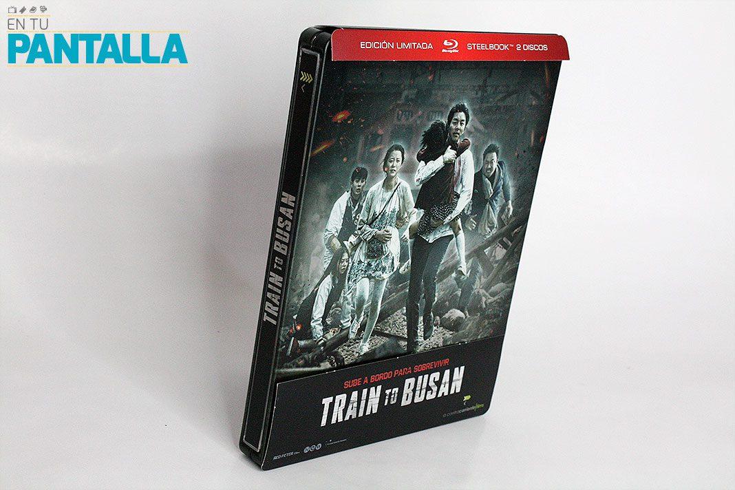 'Train to Busan', una espectacular edición en Blu-ray • En tu pantalla
