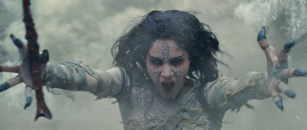 'La Momia (2017)', un inicio de 'Dark Universe' un tanto fallido • En tu pantalla