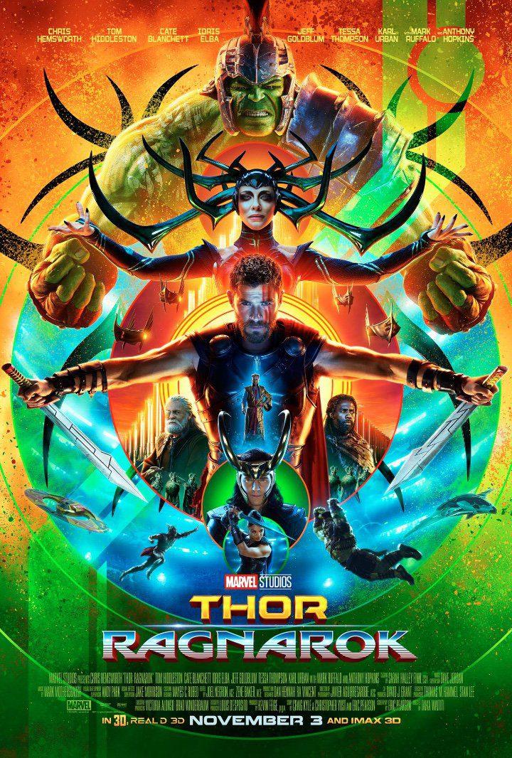 Nuevo tráiler y póster de 'Thor: Ragnarok' presentado en la Comic-Con • En tu pantalla