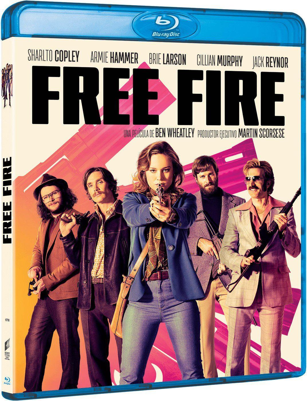'Free Fire' llegará en Blu-ray y Dvd el 6 de septiembre • En tu pantalla