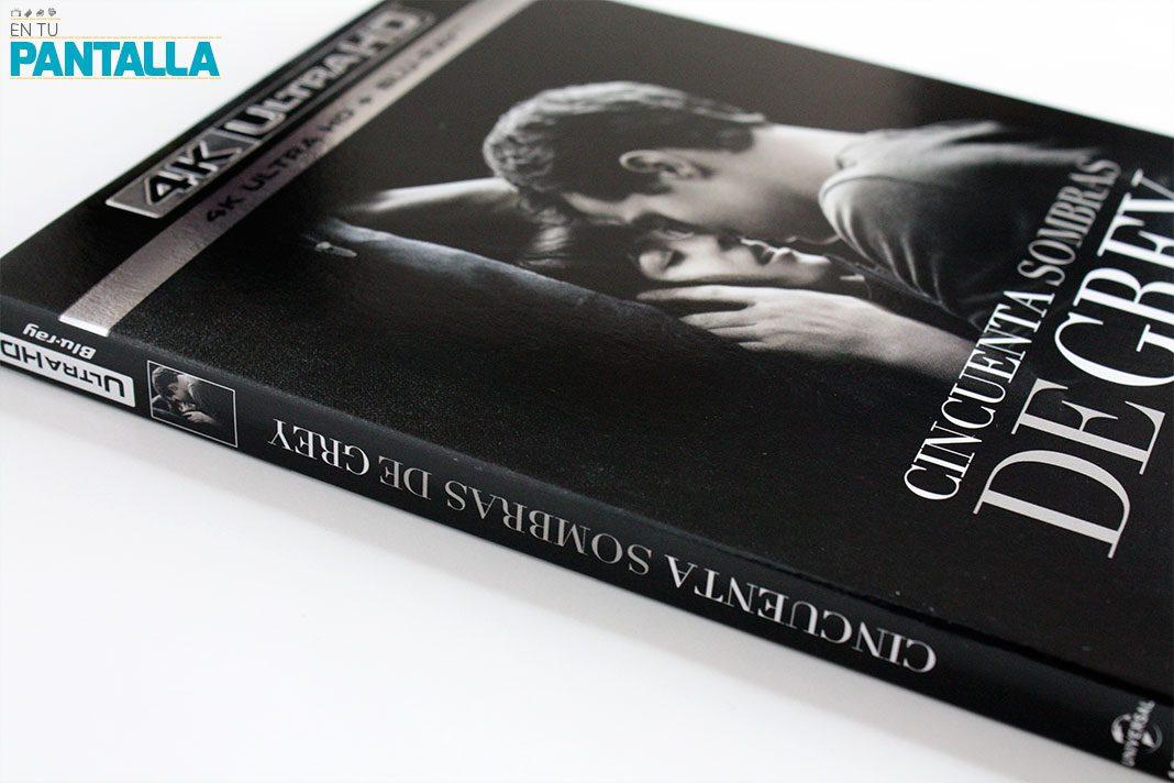 'Cincuenta sombras de Grey', un vistazo a la edición 4K Ultra HD • En tu pantalla