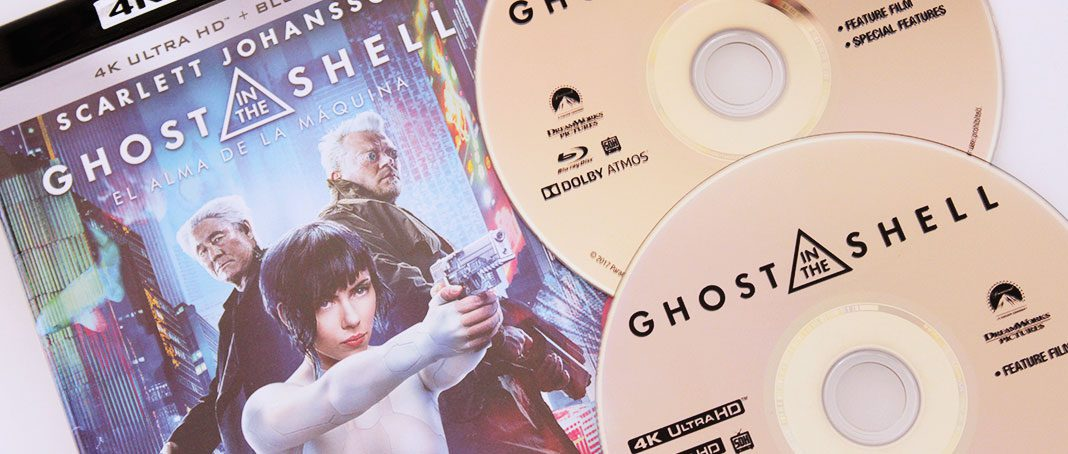 'Ghost in the Shell: El Alma de la Máquina', un vistazo al 4K Ultra HD • En tu pantalla