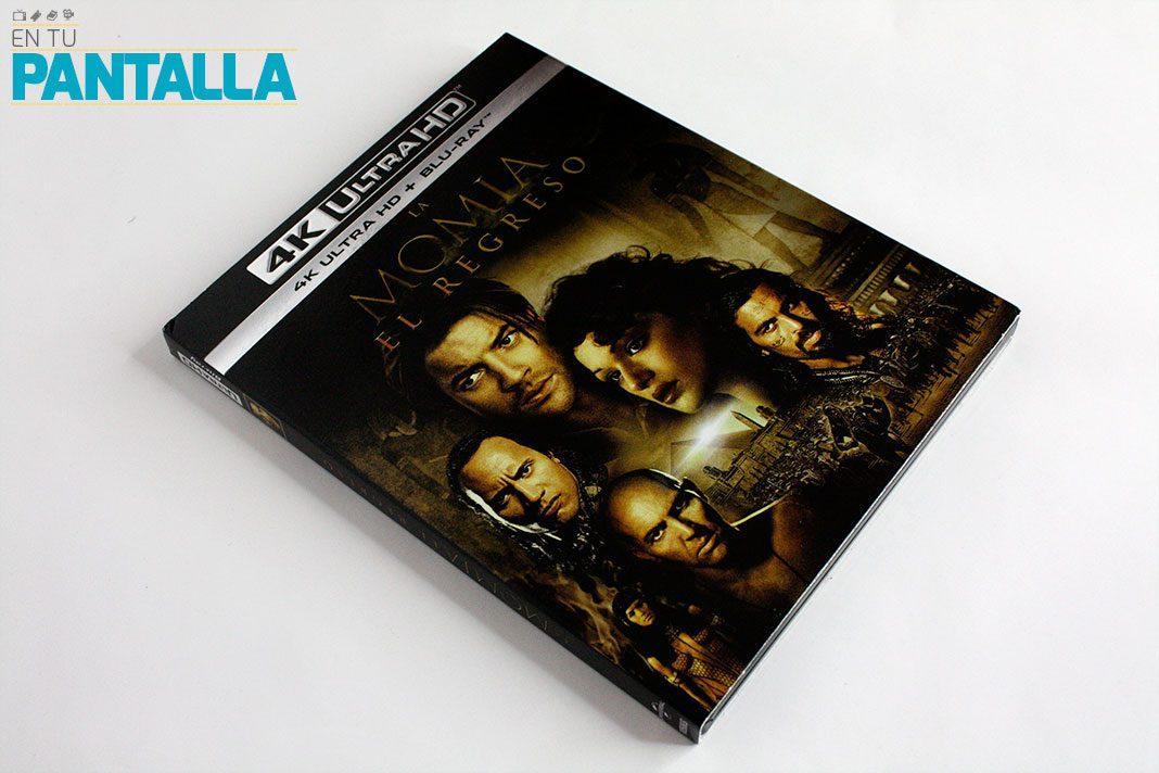 'La Momia: El Regreso' en 4K Ultra HD nos da una edición a la altura • En tu pantalla