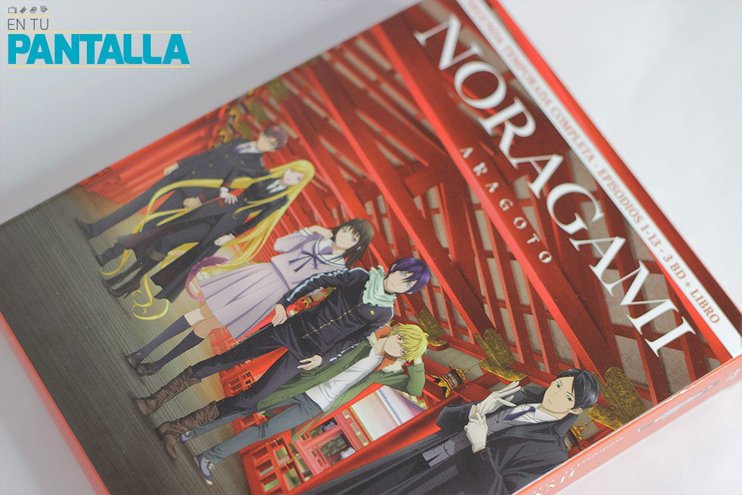 'Noragami Aragoto', un vistazo al Blu-ray de la segunda temporada de la serie • En tu pantalla