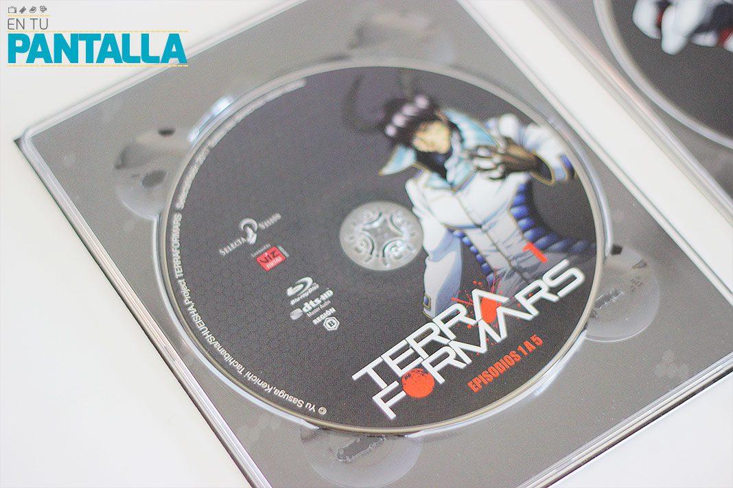 'Terra Formars', un vistazo al Blu-ray de Selecta Visión • En tu pantalla