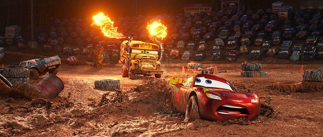 'Cars 3', una entrega mucho más madura y entretenida • En tu pantalla