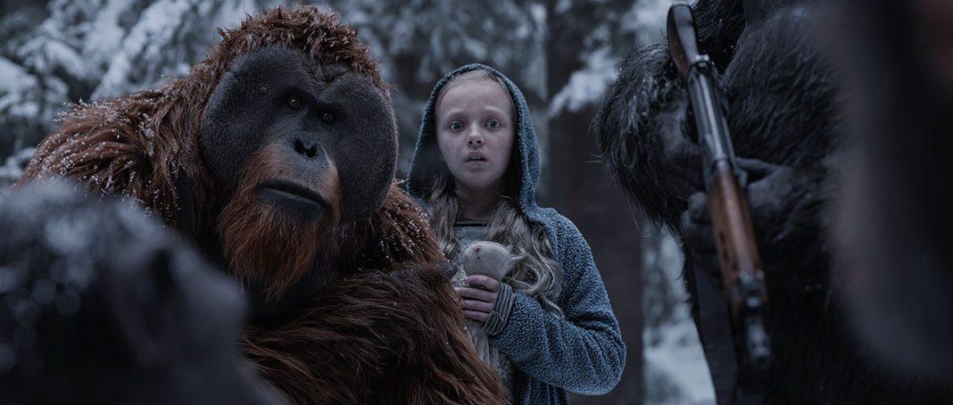 'La guerra del planeta de los simios', una conclusión a la altura • En tu pantalla