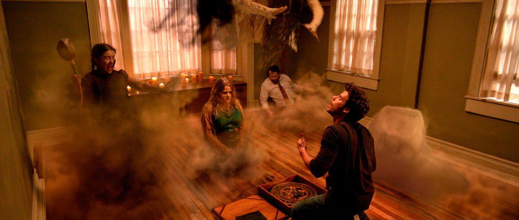 'Midnight, Texas', una versión muy muy light de 'True Blood' • En tu pantalla